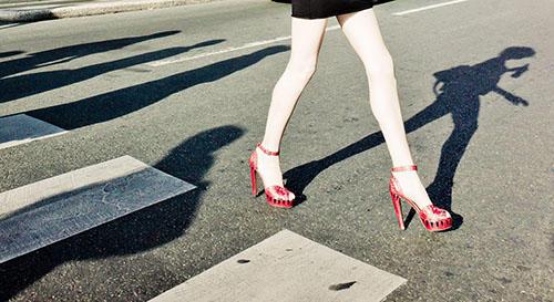 Draguer dans la rue : peur du rejet