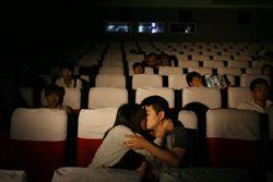 comment emballer une fille au cinéma