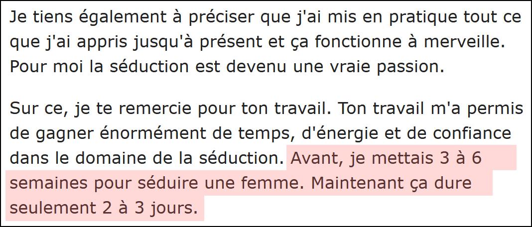 Témoignage de Jérémy